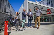 Ricomà: «Cal una xarxa de carrils bici que connecti el centre i Ponent»