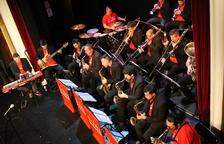 La Reus Big Band continua el seu tour particular pels teatres del territori.