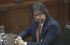 L'exsecretari d'Infraestructures defensa que ningú va demanar autorització formal per atracar el 'Piolín' a Palamós