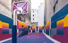Es busquen artistes per pintar tres pistes de bàsquet de Reus