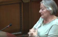 Una votant de l'IES Pau Claris de Barcelona assegura que la van tirar per les escales i que hi havia «voluntat de fer mal»