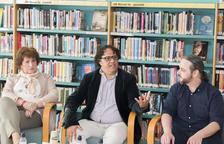 La novel·la 'Nephilim' es presenta a la Biblioteca Municipal de Constantí