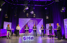 Els candidats de Tarragona debaten més del passat que de les propostes de futur per la ciutat