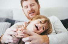 Set frases que podem dir als nostres fills per augmentar la seva confiança
