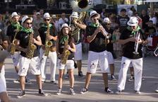 La Txaranga Band Tocats prepara una gran festa pel seu 10è aniversari