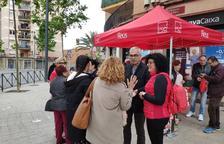 El PSC incluye en el programa las propuestas de los vecinos y vecinas de los barrios de Reus
