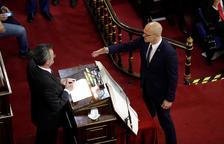 ERC reclama que el diari de sessions del Senat reculli els insults del PP a Romeva