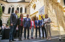 La inauguració dels Jocs Mediterranis i la construcció d'habitatges centren el debat