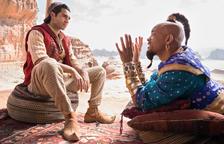 Will Smith es posa a la pell del geni de la llàntia en l'adaptació del clàssic de Disney 'Aladdin'