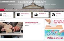 Tarragona y Reus ponen en marcha una web para las elecciones municipales