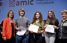 Alumnes de l'IES Vila-seca guanyen el premi territorial de Ficcions 2019