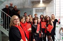 La coral del CNL Canta amb el cor farà divendres un concert gratuït al Pallol