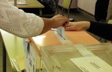 La participació a Catalunya és del 50,9% en les municipals i del 50,4% en les europees a les sis, sis i quinze punts més