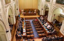 JxCat i el PSC mantenen converses per reeditar el pacte a la Diputació