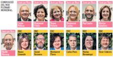 El plenari de Reus renovarà el 50% dels regidors i passa de 7 a 6 grups municipals