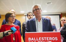 Ballesteros no descarta un govern en solitari però obrirà converses amb tots els grups per explorar pactes