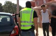 Diversos detinguts en una operació antidroga al Camp de Tarragona