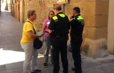 Persecució a la Part Alta de lladres que van robar turistes d'Uruguai