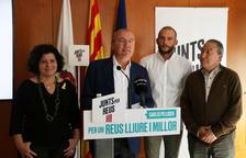Pellicer apuesta para revalidar el acuerdo con ERC y Ara Reus