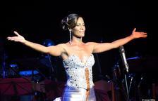 Yaima Sáez porta la cançó cubana a Reus