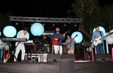El Petit de Cal Eril encisa el públic del Minipop amb la presentació del seu nou disc