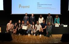 L'Institut Antoni de Martí Franquès premiat per un treball la comunicació audiovisual