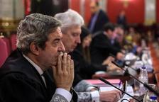 Polémica entre los abogados de Barcelona por la presencia del fiscal del 'procés' en el congreso del Colegio