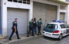 Detenido por vender cocaína en un piso de Sant Carles de la Ràpita
