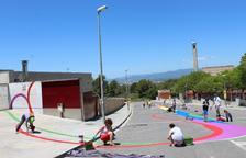 Sant Pere i Sant Pau se impregna de arte y color con el proyecto 'Spam'