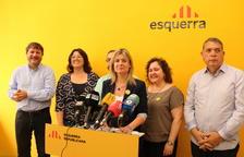 ERC busca un pacto con Junts o PSC más CUP y la alcaldía cuatro años