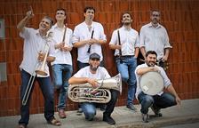 Canya d'Or & Brass portarà la seva música a la Primavera Musical de Vistabella