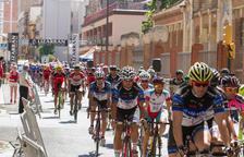 La 57ª edición de la Volta a Tarragona reúne a más de 200 ciclistas