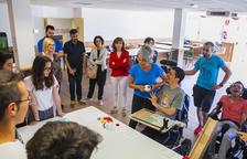 Alumnos de SPiSP crean dos proyectos con 3-D para 'La Muntanyeta'