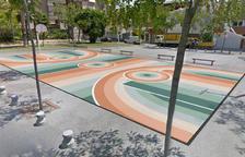 Gerard Martín, Riccardo Micoli i Desordre pintaran el terra