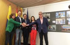 Pere Segura cierra un acuerdo de gobierno «histórico» en Vila-seca con el PSC