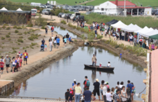 Èxit de públic en la primera jornada de la Festa dels menuts