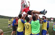El Catllar alcanza el ascenso a Primera Catalana en un partido sufrido