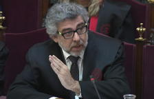 Jordi Pina: «No són alçaments sinó manifestacions, cal protestar contra decisions judicials»