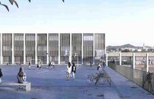 El nou edifici de l'Institut de Roda de Berà podria entrar en funcionament el curs 2022/23