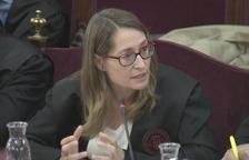 Marina Roig: «La defensa de la unitat d'Espanya no pot provocar el sacrifici dels drets fonamentals dels ciutadans»