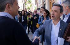 L'alcalde de Móra la Nova declara com a investigat per l'1-O