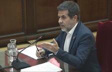 Sànchez denuncia «l'abús de la presó preventiva» i es presenta com a «víctima d'una injustícia»