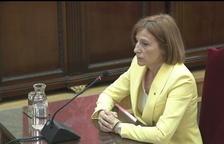 Forcadell: «Estic jutjada per la meva trajectòria política i no pels fets, però espero que això es repararà»