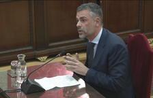 Santi Vila: «Enlloc estava escrit que el procés acabaria com el 27 d'octubre»