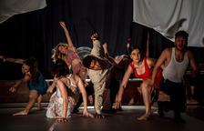 La coreògrafa Magda Borrull fa ballar la novel·la 'La força del vent' de Marta Magrinyà