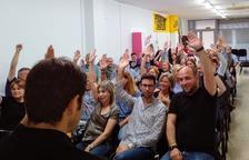 Junts decideix per unanimitat investir Pau Ricomà (ERC) i descarta per ara entrar al govern