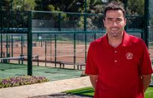 Xavi Pueyo, nou responsable de tennis i pàdel del Golf Costa Daurada Tarragona Sports Center