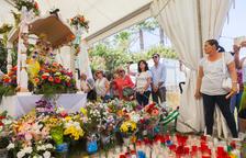 La Romeria del Rocío homenatja els primers 'romeros' en el 40è aniversari