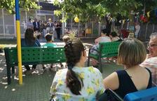 Imatge de la tercera Trobada de Famílies a l'Escola Alba de Reus.