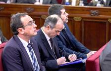 El Tribunal Suprem rebutja deixar en llibertat els presos abans de dictar la sentència
